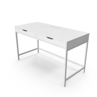 Scandinavian Desk PNG & PSD Images