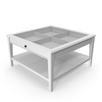 Scandinavian Coffee Table PNG & PSD Images
