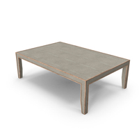Transitional Coffee Table PNG & PSD Images
