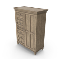 Classical Wardrobe PNG & PSD Images