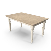 Traditional Dining Table PNG & PSD Images
