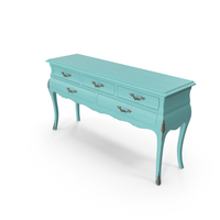Console Table by Tonin Casa PNG & PSD Images