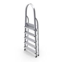 Folded Ladder PNG & PSD Images