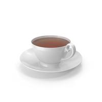 Tea Cup and Saucer PNG & PSD Images