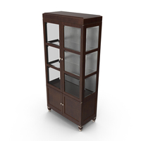Classical Shelving System PNG & PSD Images