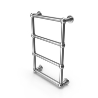Classical Towel Rail Heater PNG & PSD Images