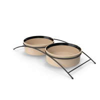 Pet Bowls on Rack PNG & PSD Images