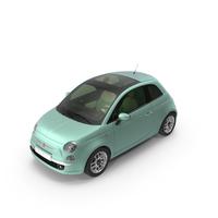 Fiat 500 PNG & PSD Images