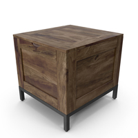 Contemporary Side Table PNG & PSD Images