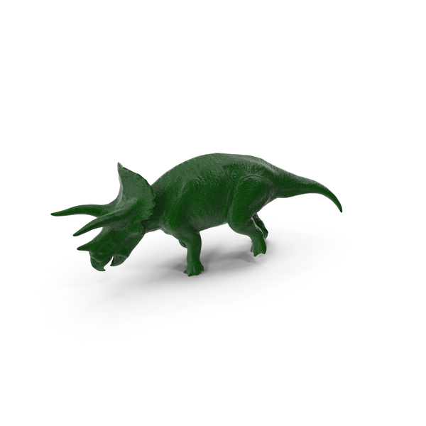 Toy Triceratops PNG & PSD Images