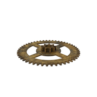 Dirty Clock Gear PNG & PSD Images