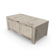 Mid-Century Modern Chest PNG & PSD Images