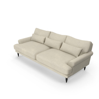 Traditional 5 Seater Sofa PNG & PSD Images