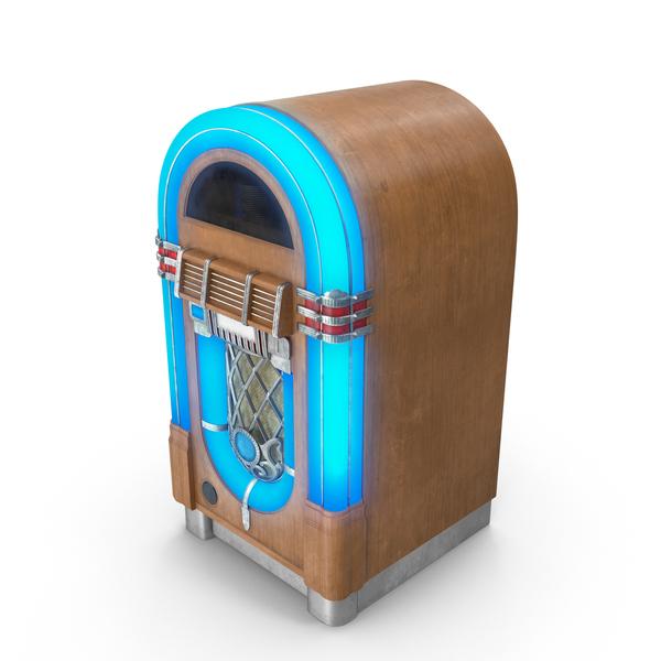 Jukebox PNG & PSD Images