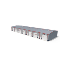 Warehouse Building PNG & PSD Images