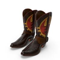 Cowboy Boots PNG & PSD Images