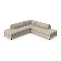 Contemporary Corner Sofa PNG & PSD Images