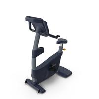 Cardio Machine Upright Bike PNG & PSD Images