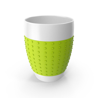 Green Pavina Cup PNG & PSD Images
