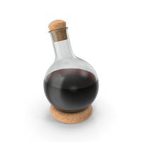 Chianti Wine bottle PNG & PSD Images
