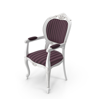 Classical Dining Chair PNG & PSD Images