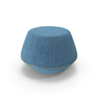 Frato Round Pouf PNG & PSD Images