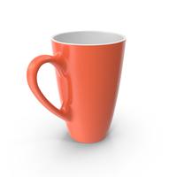 Orange Mug PNG & PSD Images