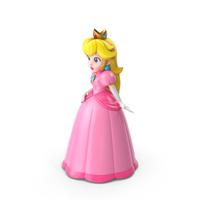 Princess Peach PNG & PSD Images
