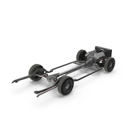 Vehicle Chassis Frame PNG & PSD Images