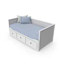 Scandinavian Daybed PNG & PSD Images