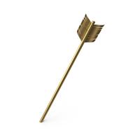 Golden Arrow PNG & PSD Images