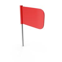 Flag Push Pin PNG & PSD Images
