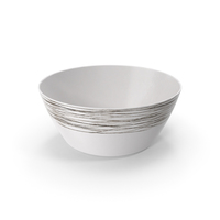 Contemporary Serving Bowl PNG & PSD Images