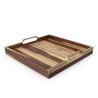 Contemporary Tray PNG & PSD Images