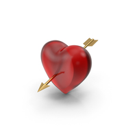 Glass Heart PNG & PSD Images