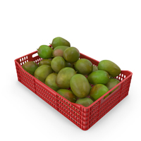 Mango Crate PNG & PSD Images