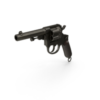 Bodeo - 1889 Revolver PNG & PSD Images