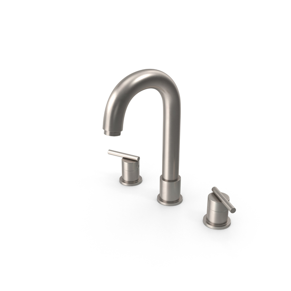 Contemporary Sink Fixture PNG & PSD Images