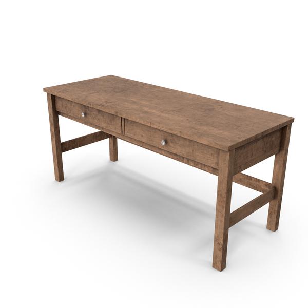 Old desk PNG & PSD Images