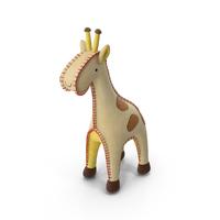 Stuffed Giraffe PNG & PSD Images