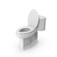 Classical Toilet PNG & PSD Images