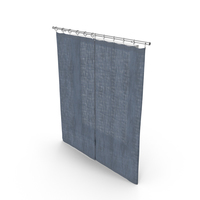 Contemporary Curtains PNG & PSD Images