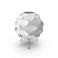 Scandinavian Table Light PNG & PSD Images