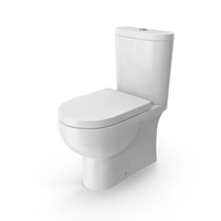 Contemporary Toilet PNG & PSD Images