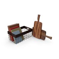 Kitchen Decor PNG & PSD Images