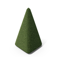 Topiary Pyramid PNG & PSD Images