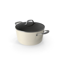 Contemporary Soup Pot PNG & PSD Images