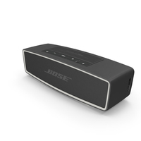 Bose Bluetooth Speaker PNG & PSD Images