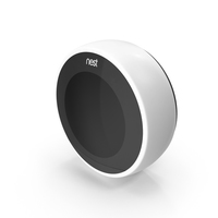 Nest Smart Thermostat PNG & PSD Images