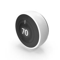 Smart Thermostat PNG & PSD Images